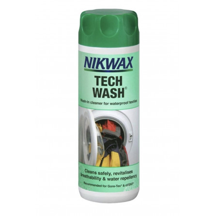 LIMPIADOR NIKWAX TECH WASH 300 ml