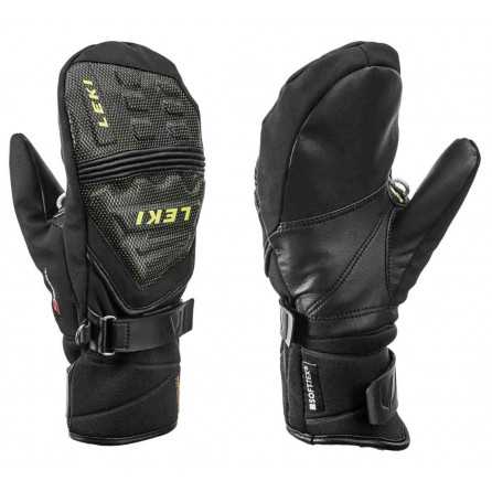 GUANTES LEKI RACE COACH C-TECH S JUNIOR MITT NEGRO