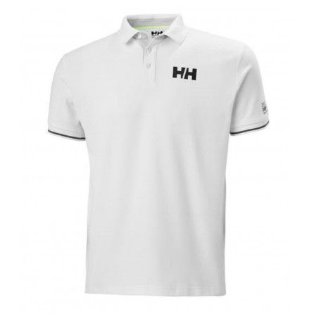 POLO HELLY HANSEN SHORE BLANCO