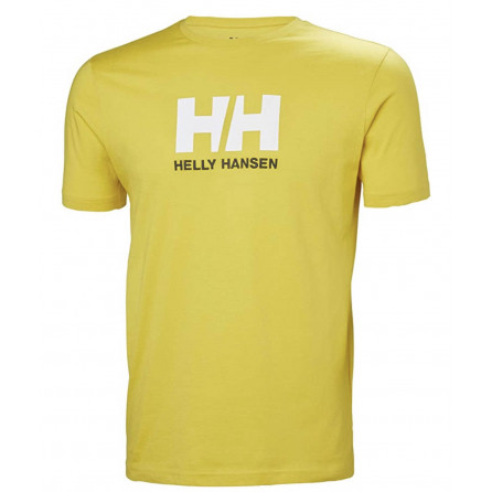 CAMISETA HELLY HANSEN LOGO T-SHIRT AMARILLO
