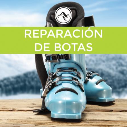 Reparación de botas